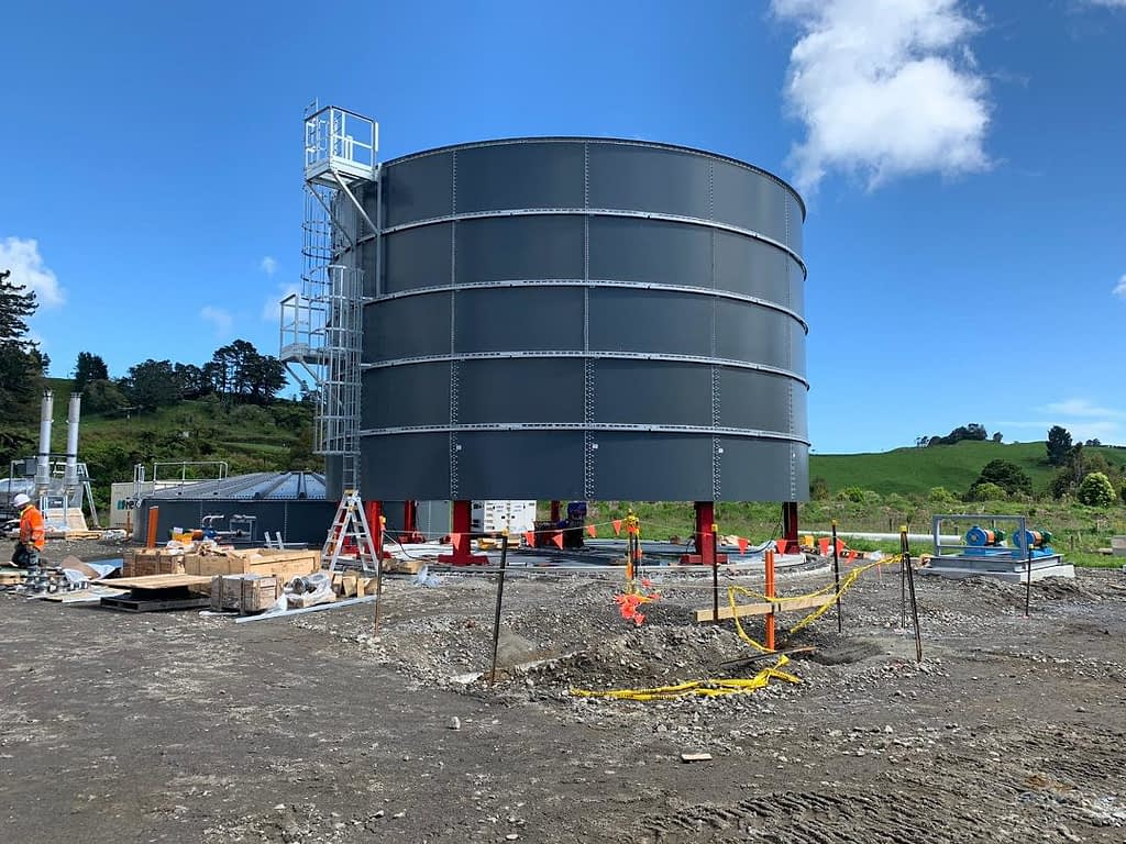bolted steel panel tanks